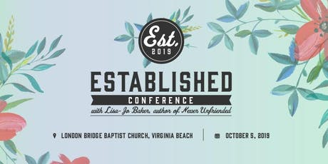 Established Women's Ministry Conference tickets