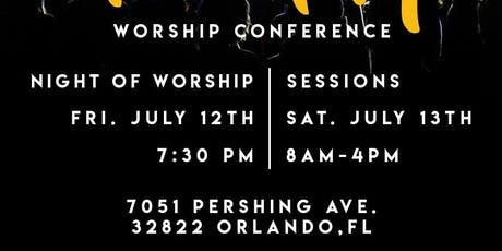 Towdah Worship Conference tickets