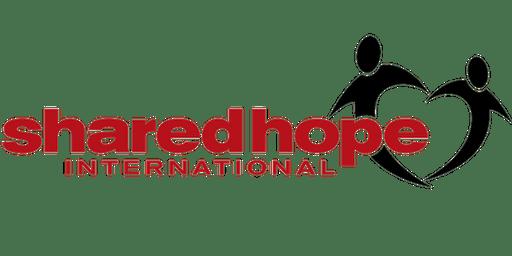 Shared Hope Ambassador of Hope Training: Help End Human Trafficking