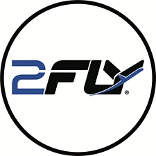 2FLY AIRBORNE logo
