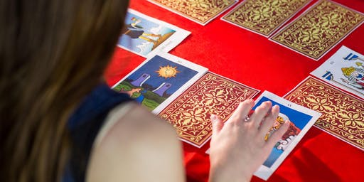 In-Depth Tarot Card Course (4-weeks)