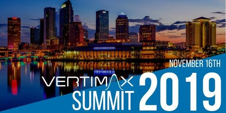 VertiMax Summit 2019 - Tampa, FL tickets