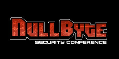 Nullbyte Security Conference  ingressos