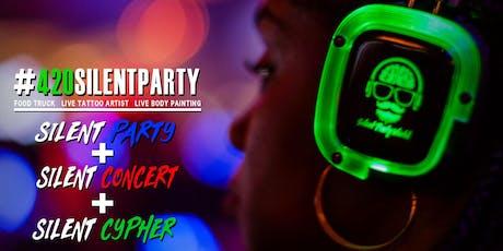 Munchie Madness Tour Denver: PRIDE 420 Friendly Silent Party + Silent Cinema  tickets