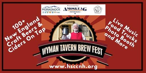 Wyman Tavern Brew Fest 2019