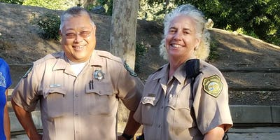 Kelley Park Sunset Walk - World Ranger Day