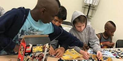 CVASA Friendship Lego Club