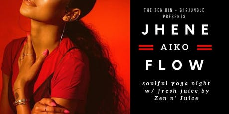 Jhene Aiko FLOW / R&B Yoga Night tickets