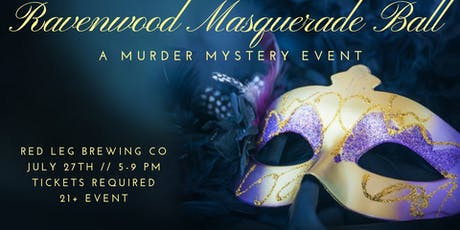 Masquerade Ball Murder Mystery tickets