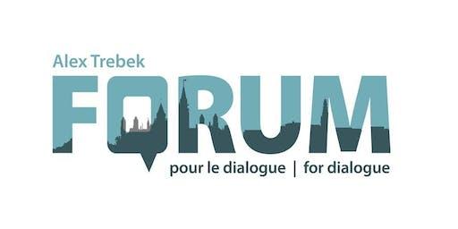 The 2019 Trebek Forum: «Humaniser la migration»   Humanizing Migration