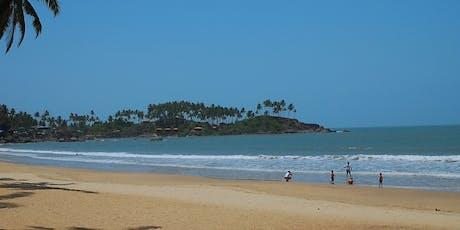 Yoga Holiday in Goa, India  tickets