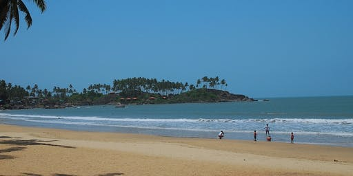 Yoga Holiday in Goa, India