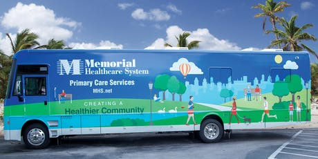 Memorial Healthcare System Adult Primary Care Mobile Center, Blvd. Heights tickets