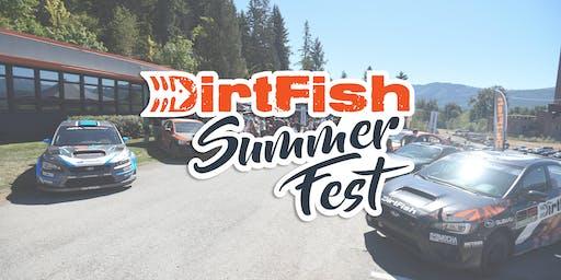 DirtFish SummerFest Car Show Registration
