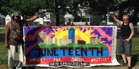 Arise For Social Justice's 8th Annual Juneteenth Celebration tickets