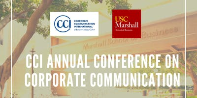 CCI Annual Conference on Corporate Communication