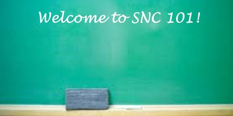 SNC 101 tickets