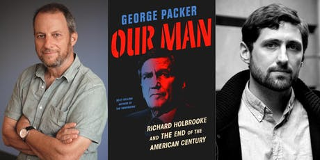 George Packer in conversation with Phil Klay tickets