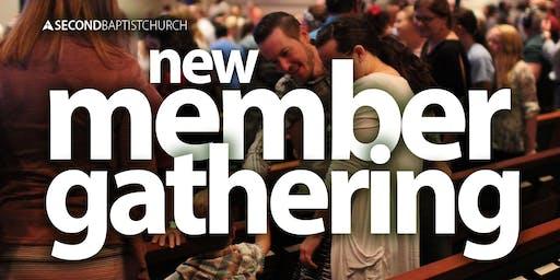 New & Prospective Member Gathering