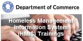Wenatchee - HMIS New User (Part 2) & Clarity Software Training