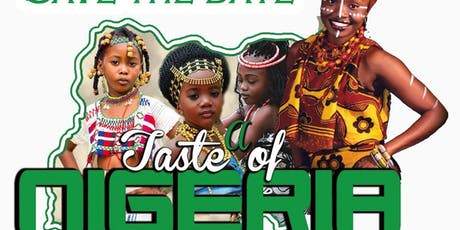 A Taste of Nigeria 2019 Festival Tickets tickets
