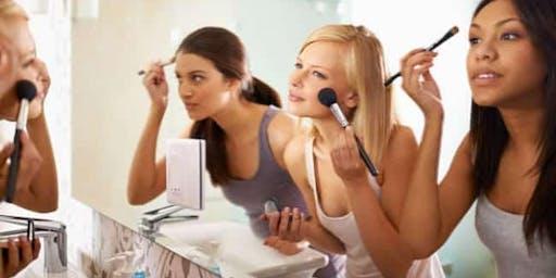 Aula de Auto Maquiagem e Oportunidade de Negócios
