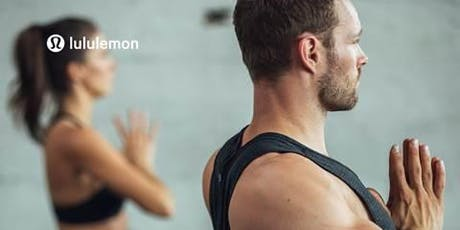 lululemon YQR complimentary in-store yoga tickets