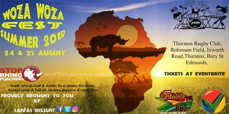 WOZA WOZA FEST SUMMER 2019 tickets