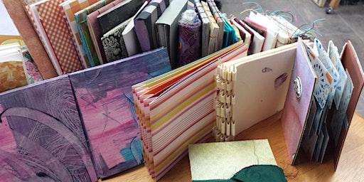 Basic Book Making Series - Jan 2020