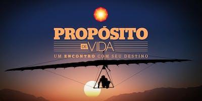 PROPÓSITO DE VIDA   com Fanny Van Laere/ TERESÓPOLIS / RJ/ BRASIL