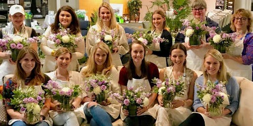 Summer Floral Workshop at The Collective Outdoors
