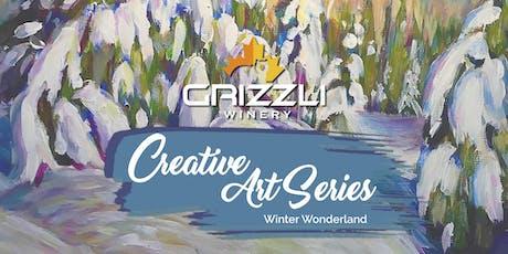 Creative Art Series: Create your Winter Wonderland tickets