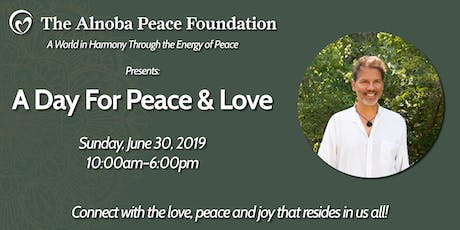 A Day For Peace & Love tickets