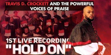 TRAVIS D CROCKETT & PVOP RECORDING tickets