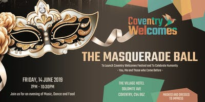 Coventry Welcomes Festival -The Masquerade Ball