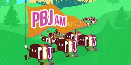 PBJam FEST 2019! tickets