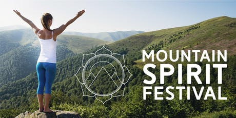 Mountain Spirit Festival 2019 tickets