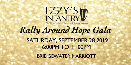 Rally Around Hope Gala tickets