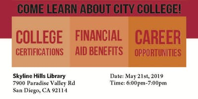 City College Information Night