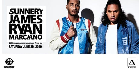 Sunnery James & Ryan Marciano tickets