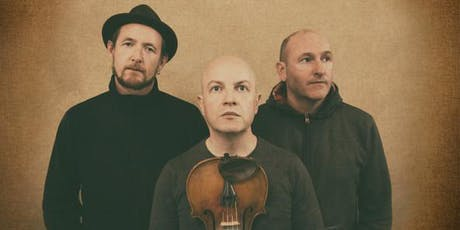 Michael McGoldrick, John Doyle, and John McCusker tickets