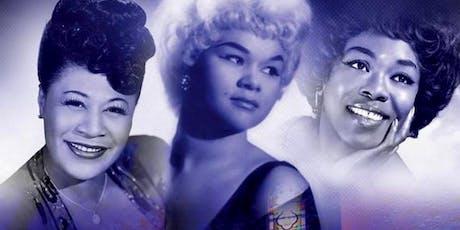 Jazz Queens – The Music of Ella Fitzgerald, Etta James & Sarah Vaughan tickets