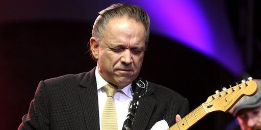 Jimmie Vaughan & The Tilt-a-Whirl Band