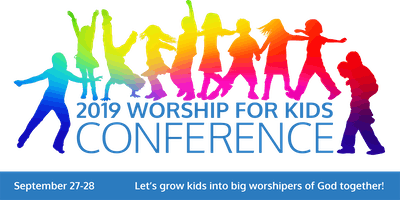 WorshipForKids Conference 2019