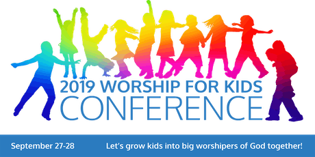 WorshipForKids Conference 2019 tickets