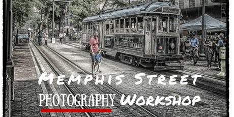 Memphis Street Photography Workshop tickets