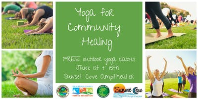 Yoga For Community Healing