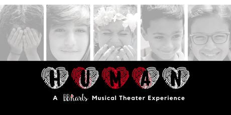 HUMAN | A Musical Theater Experience  tickets