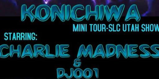 Charlie Madness Live @ Liquid Joes SLC