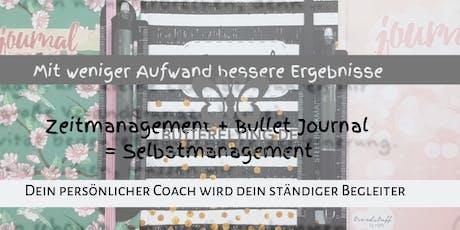 MODUL 6: Zeit- und Selbstmanagement | butterflying.de Akademie Tickets